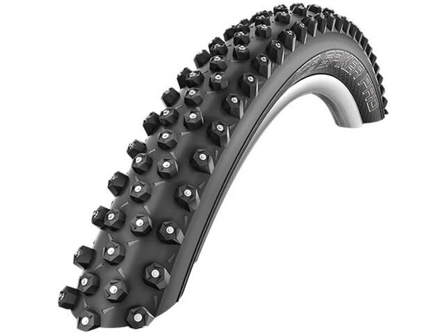 SCHWALBE Ice Spiker Pro Tyre Performance, 27.5 x 2.25 Winter, wire bead